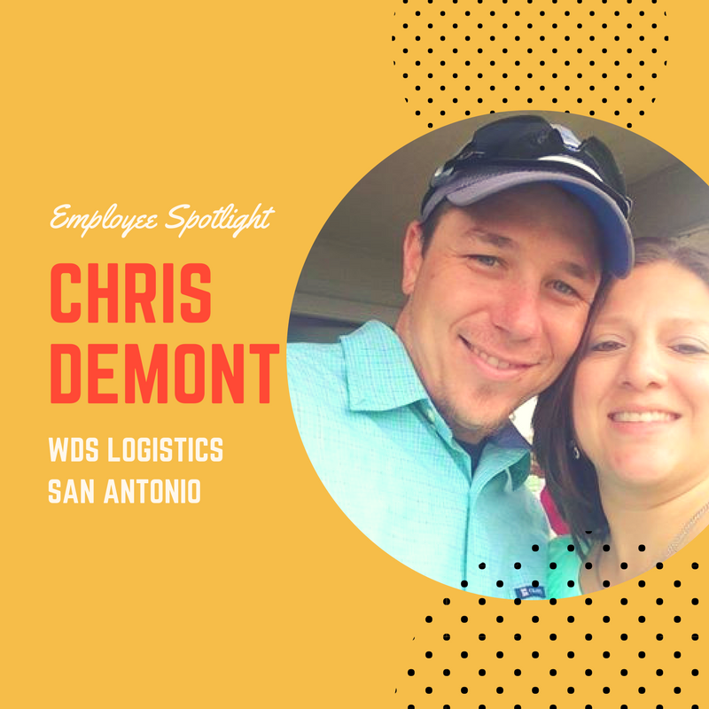 Employee Spotlight Chris Demont